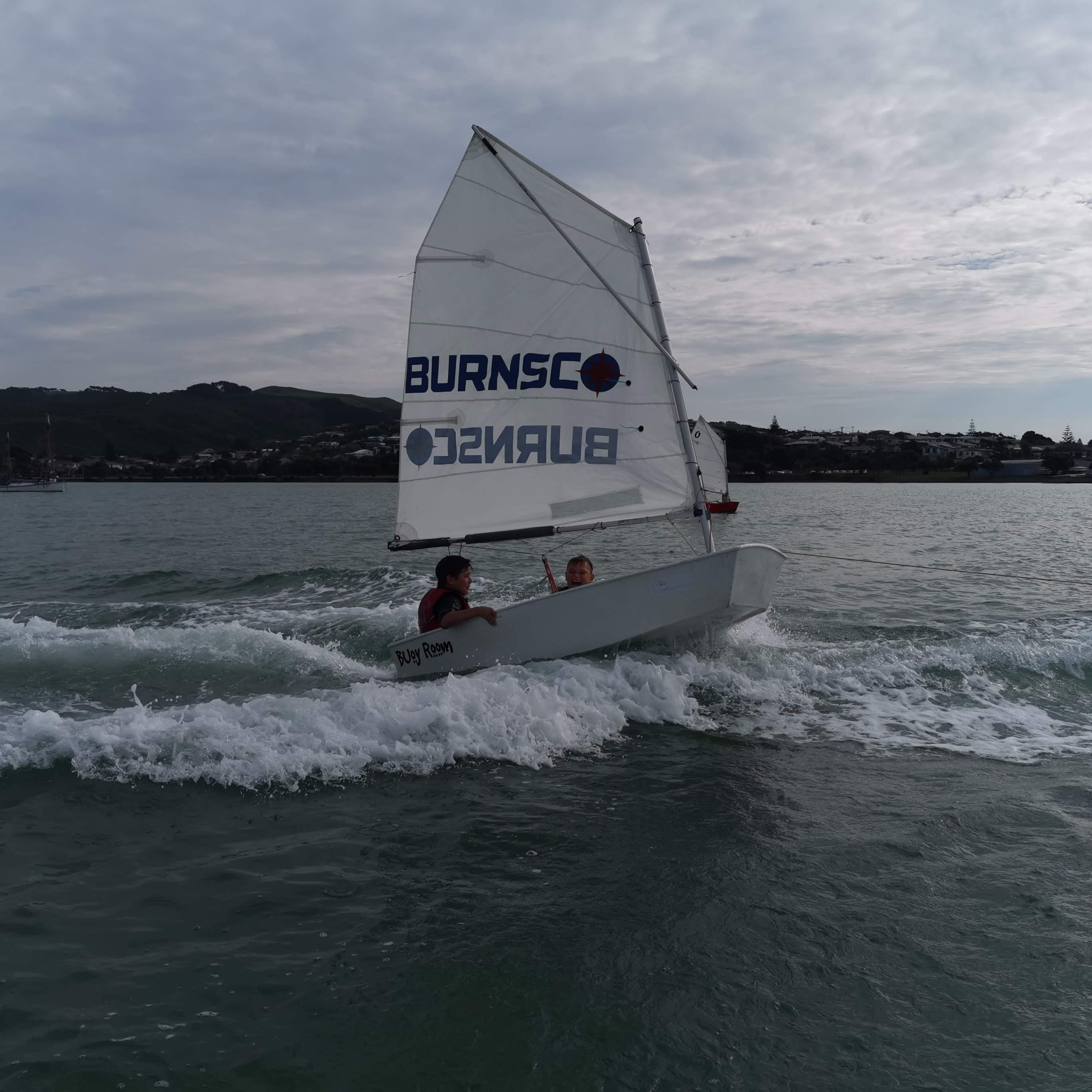 Surfing Opti