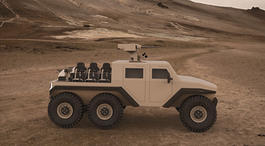 New Modular MRAP Design