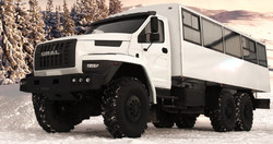 Ural 4x4  People Carrier