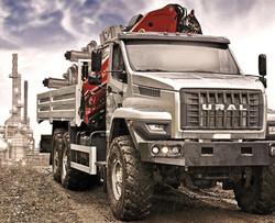 Ural 6x6 Utility Vehicle