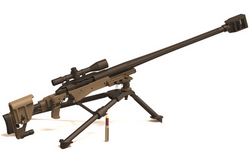 Truvelo 20x110mm Anti-Material Rifle