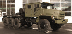 Ural Protected 8x8 Tractor