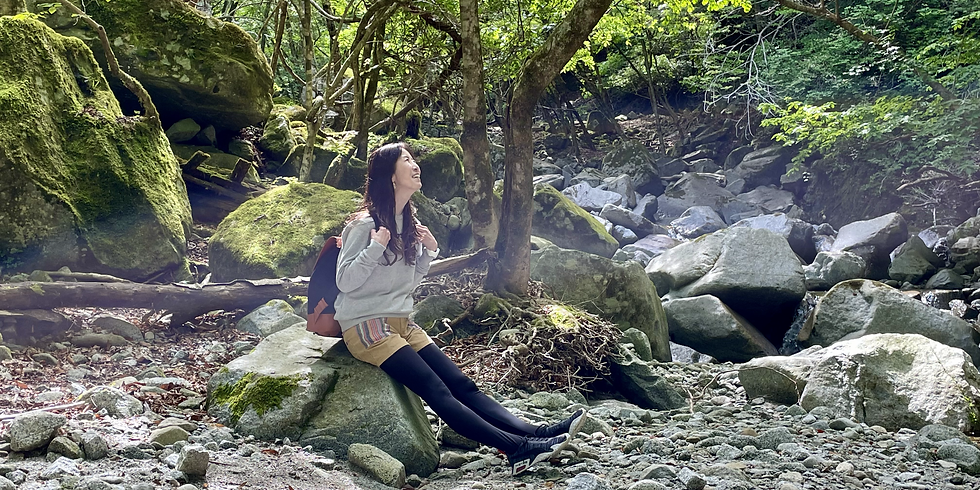 2021年6月 平日イベント / 西丹沢エリア「新緑と渓谷散策」最大催行人数6名(無料送迎は1グループ3名まで)
