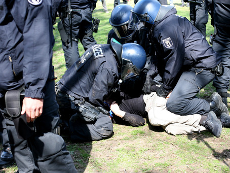 What is Really Behind 'Querdenken'; the Anti-Lockdown Movement Sweeping Germany?