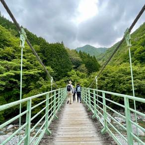 梅雨入り森林セラピー June 18th 2021