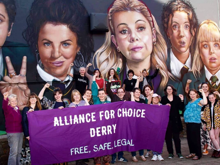 Despite a historic reform in 2019, Northern Ireland is still fighting for abortion rights.
