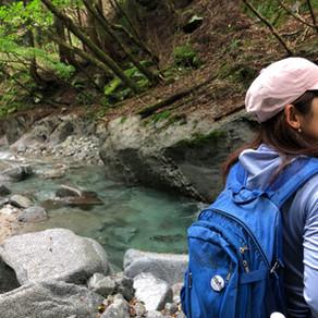 森歩き日記Vol.8「静かな沢で」