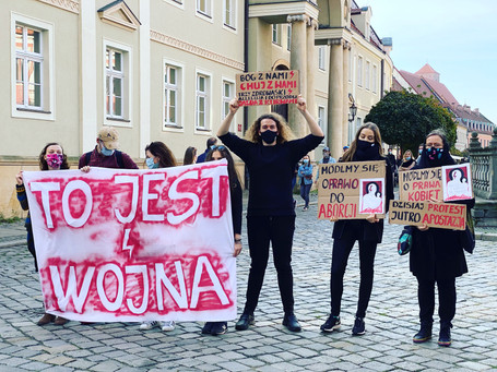 Revisiting Poland's Massive Pro-Choice Protests