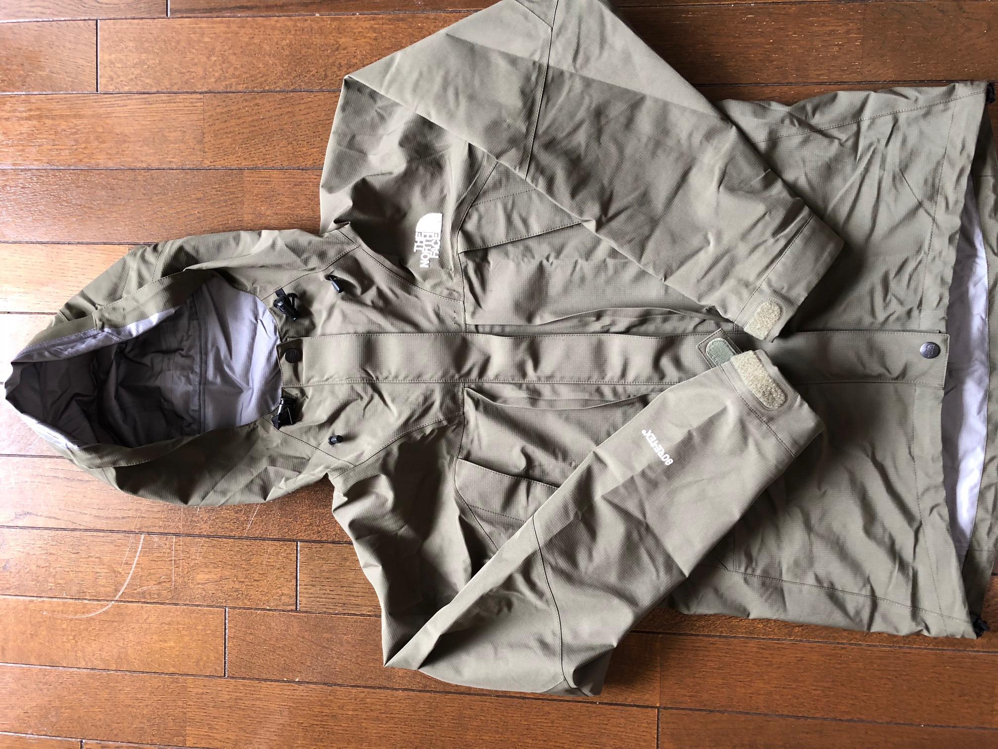 Gore-tex Outerwear