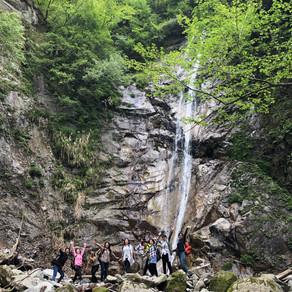 May 9th 2019  今年はみんなで滝まで行ってみよう!