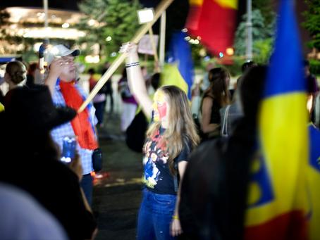 Why is Romania's democracy failing?