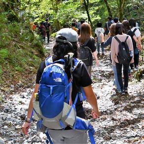 西丹沢大滝キャンプ場さんとコラボ
