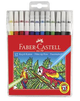 Faber Castell Redline 12 Renk Keçeli Kalem