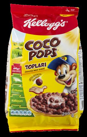 Ülker Kellogs Coco Pops Poşet 225 Gr