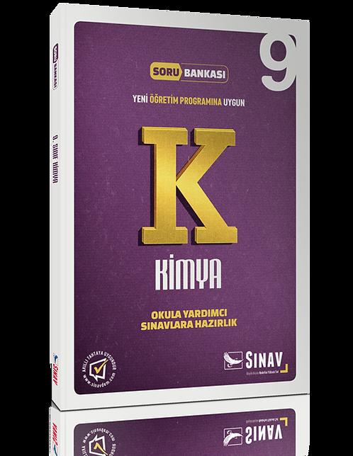Sınav Yayınları 9. Sınıf Kimya Soru Bankası