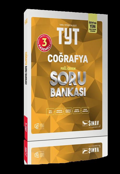 Sınav Yayınları TYT Coğrafya Soru Bankası