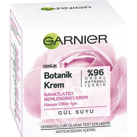 Garnier Botanik Nemlendirici Gül Sulu Krem 50ml