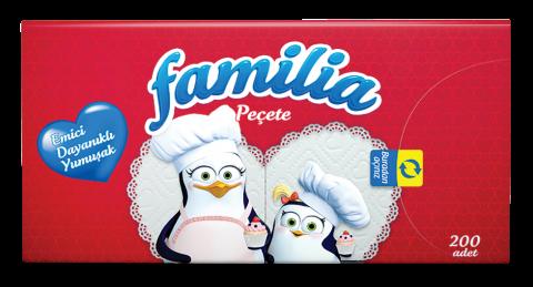 Familia Peçete 200 lü