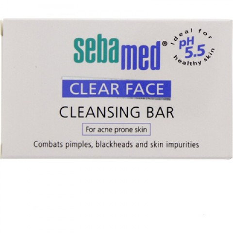 SEBAMED CLEAR FACE KOMPAKT 100 gr