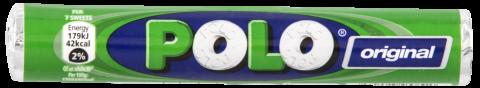 Polo Original Delikli Naneli Şeker 33,4 Gr