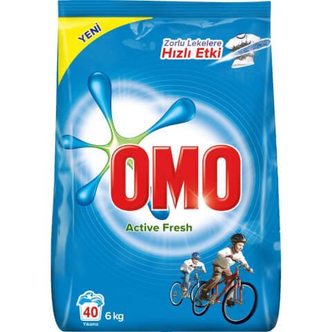 Omomatik Active Fresh 6 Kg