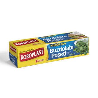 Koroplast Buzdolabı Poşeti Küçük 40 lı