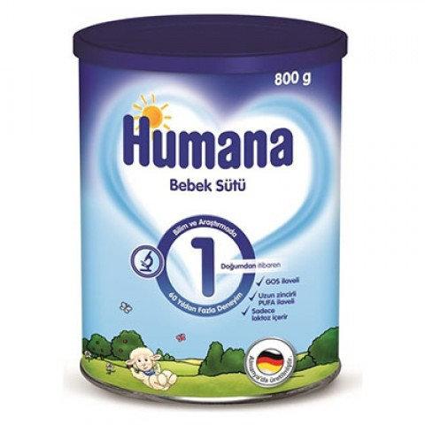 HUMANA BEBEK MAMASI 800gr 1
