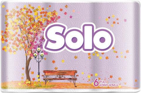 Solo Kağıt Havlu 6 lı