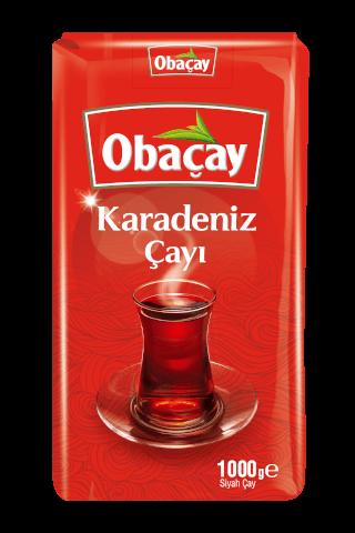 Obaçay Karadeniz Çayı 1 Kg