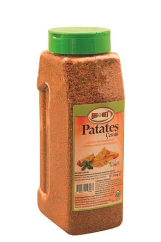 Bağdat Patates Çeşnisi 550 Gr