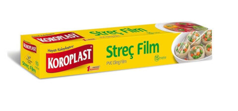 Koroplast Streç Film  15 Metre