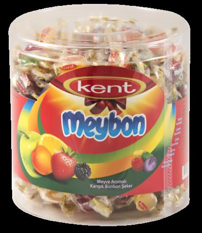 Kent Meybon Meyve Aromalı Şeker 504 Gr