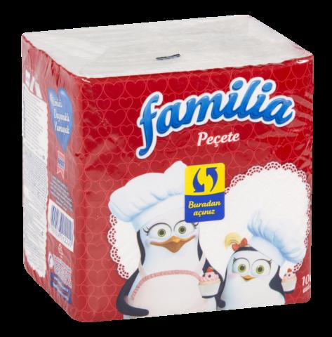 Familia Peçete 100 lü