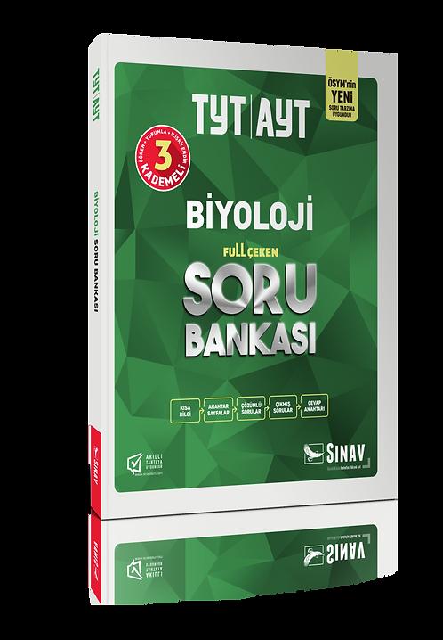 Sınav Yayınları TYT AYT Biyoloji Soru Bankası