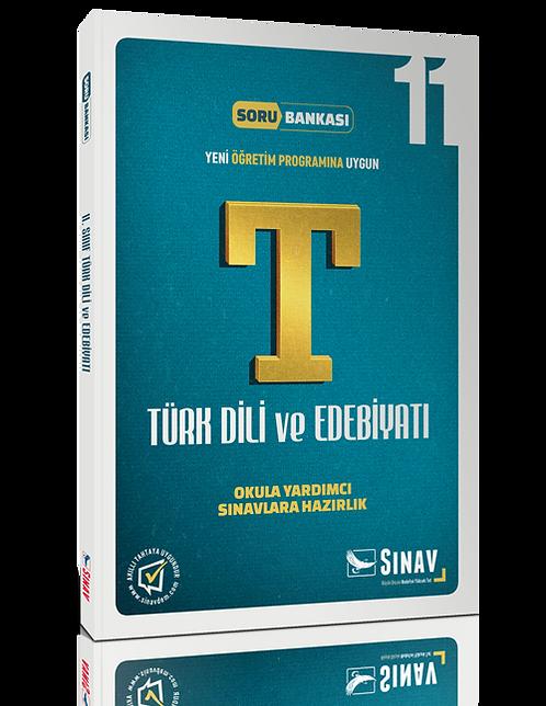 Sınav Yayınları 11. Sınıf Türk Dili ve Edebiyatı Soru Bankası
