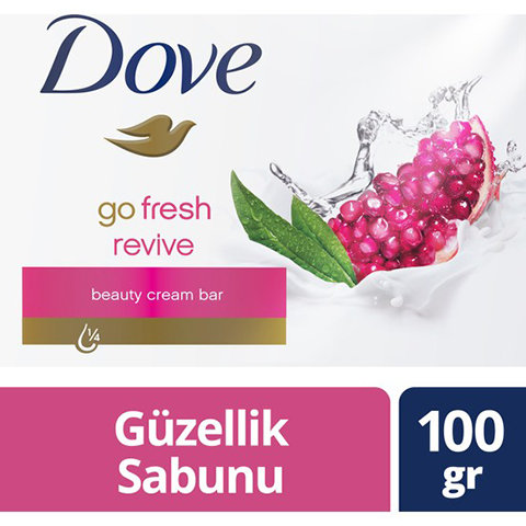 Dove Sabun 100gr Go Fresh Revive