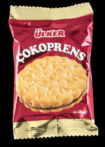 Ülker Çokoprens Bisküvi 30 Gr