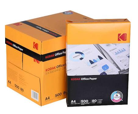 Kodak A4 Fotokopi Kağıdı 80 Gr. 500 lü x 5 Adet (1 Koli)