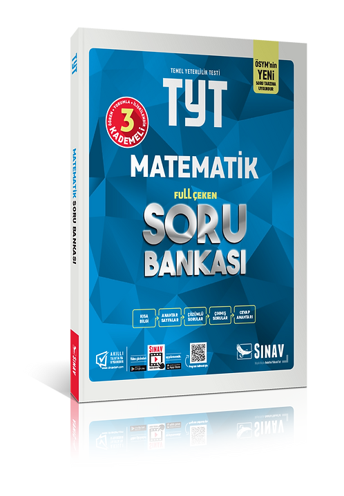 Sınav Yayınları TYT Matematik Soru Bankası
