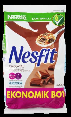 Nestle Nesfit Çikolatalı 400 Gr