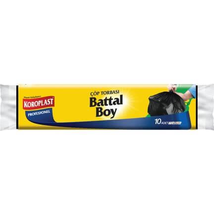Koroplast Prof Battal Boy Çöp Torbası 10 lu