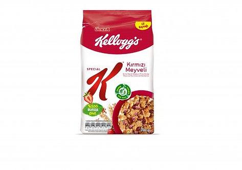 Ülker Kelloggs Kırmızı Meyveli 200 Gr