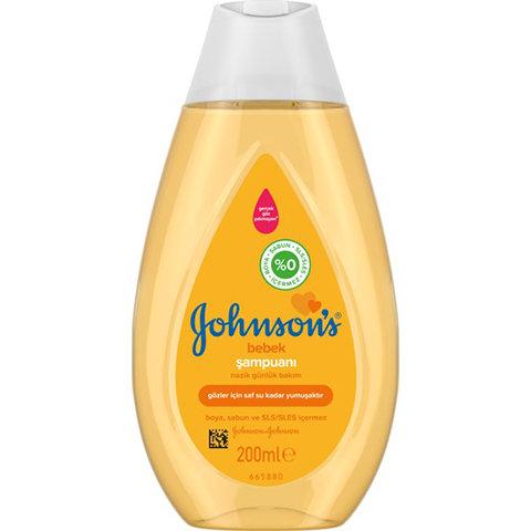 Johnsons Bebek Şampuan 200 ml