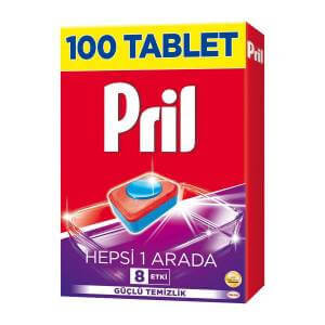 Pril Klasik Tablet 100 lü