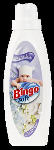 Bingo Yumuşatici Soft Sensitive 1 Kg