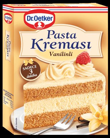 DR.Oerker Vanilinli Pasta Kreması 136 Gr