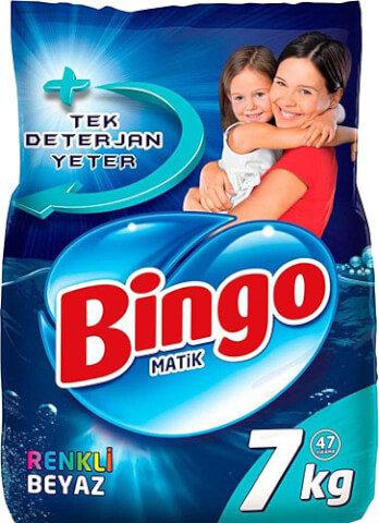 Bingo Matik 7 Kg