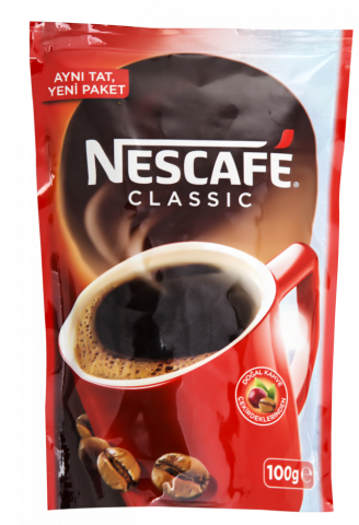 Nescafe Classic Ekopaket 100 Gr