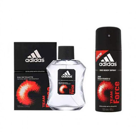 ADİDAS TEAM FORCE EDT 100ml+DEO 150ml SET PARFÜM