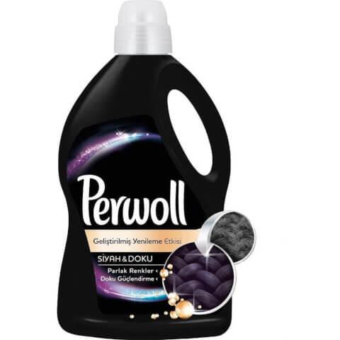Perwoll Siyah Sihir 3 Lt.
